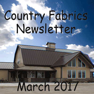 Download March 2017 Newsletter