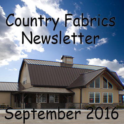 Download September 2016 Newsletter